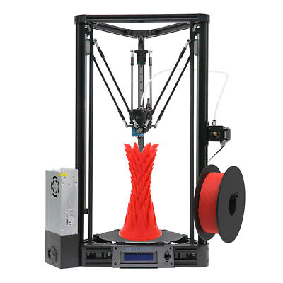ANYCUBIC Kossel DIY 3D Printer Pulley/Linear Plus with Auto-levelling Delta US