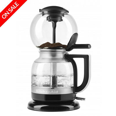 NEW KitchenAid KCM0812 Siphon Coffee Brewer