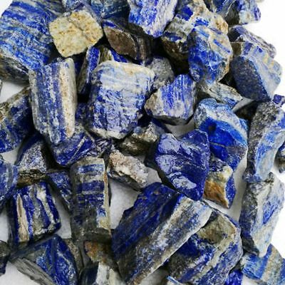 100g Natural Rough Afghanistan Lapis lazuli Crystal Raw Gemstone Mineral Chakra