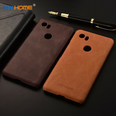 Genuine Leather Google Pixel 2 XL 6 case Protector Frosted Rare Gift Classic Him