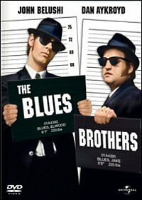 Dvd **THE BLUES BROTHERS ~ THE MOVIE ~ IL FILM** con John Belushi nuovo 1980