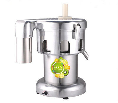 New Professional Commercial Juice Extractor Vegetable Juicer, single blade  E