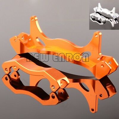 RC 1:5 Aluminum FRONT & Rear Shock Brace For HPI Baja 5B SS 5T 2.0 Rovan Buggy