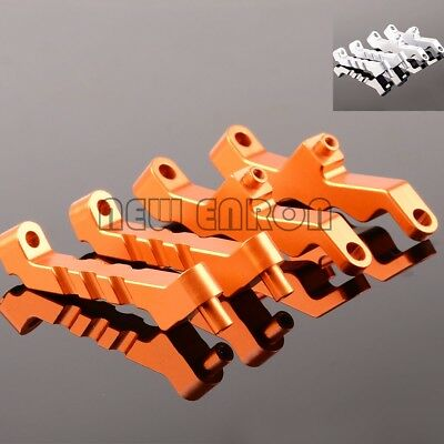 RC 1:5 Aluminum Front Shock Supports 85438 For HPI Baja 5B SS Rovan KING MOTOR