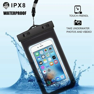 Universal Waterproof Phone Case Underwater Dry Bag Pouch For iPhone 6 7 8 Plus