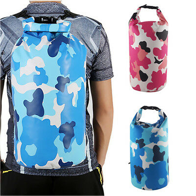 Waterproof Swim Swimming Scuba Surfing Diving Snorkeling Backpack Dry Bag Pouch