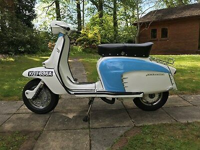 Lambretta TV175 Series 3 Genuine Italian Scooter
