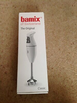 New Bamix Classic Hand Held Blender in lime green