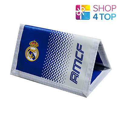 REAL MADRID FC Fade Crest Fleece Blanket Throw New 40x40 4040 Cool Real Madrid Throw Blanket