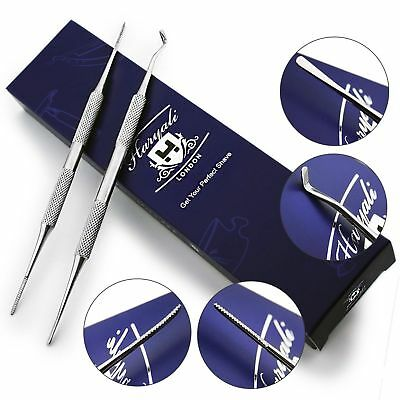 Chiropody Podiatry Instruments Toenail INGROWN SIDE EDGES LIFT AND FILE KIT