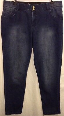 Lane Bryant Tighter Tummy Technology Skinny Jeans Plus Size 20 Regular