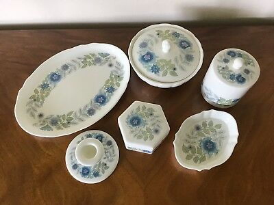 Wedgewood Clementine bone China collection