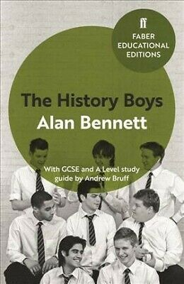 History Boys : With Gcse and a Level Study Guide, Paperback by Bennett, Alan