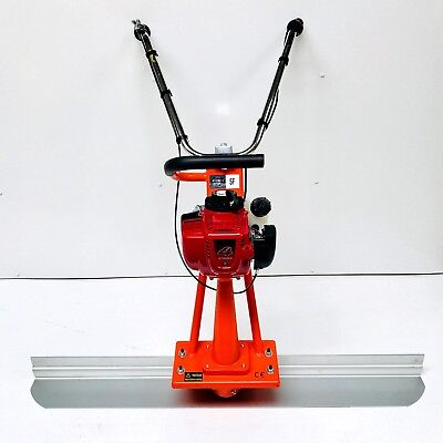 FS-H VIBRATING FINISHING CONCRETE SCREED WITH HONDA GX35 ENGINE & 1.2m BEAM EASY