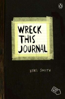Wreck This Journal, Paperback by Smith, Keri, ISBN 0399161945, ISBN-13 978039...