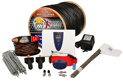 In-Ground Electric Dog-Extreme Dog Fence Second Generation Pro-Grade Wire