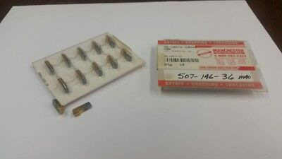 507-146-36 Manchester (Kennametal / Widia) Special 507-146-36 M40 Honed 10 pcs.