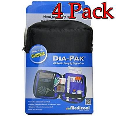 Dia-Pak Pill Organizer Deluxe, 1ct, 4 Pack 739656600004S1969