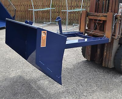 Forklift bucket mechanical attachment from FW Supplies Engineering