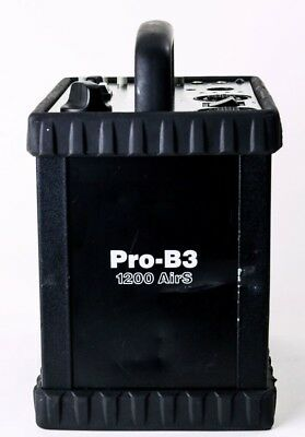 Profoto Pro 7 B3 1200 Air S With Life Battery