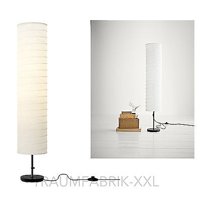 ikea magnarp stehlampe standleuchte leseleuchte fluter lampe licht led papier eur 25 99. Black Bedroom Furniture Sets. Home Design Ideas
