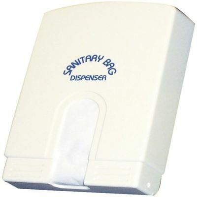 Kleenfem Sanitary Bag Dispenser 356973, Easy to wipe clean [SBY16269]