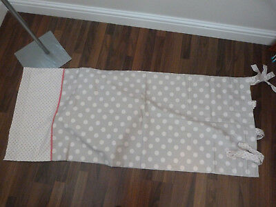 Mamas and Papas fabulous curtains GIRLS BEDROOM, BNWT, RRP£ 85.00!!!