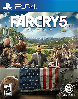 Far Cry 5 PS4 [Factory Refurbished]