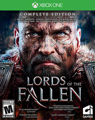 Lords of the Fallen: Complete Edition Xbox One [Brand New]