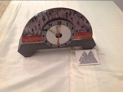 hand made Harvey Brody clock