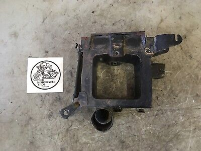 1973 Honda Cb350 Battery Box