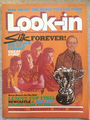 Look In Magazine 28 Feb 1976 #10 Slik  /   Abba