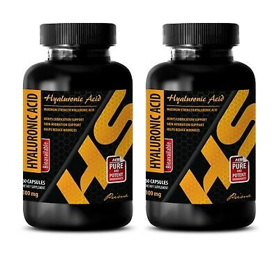 acid reflux - HYALURONIC ACID 100MG - MAX STRENGTH - 2B - anti aging products