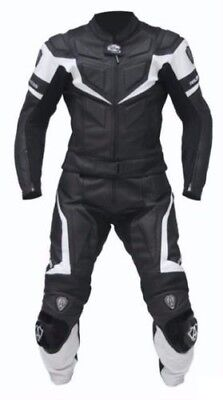 NEW Country Road 2 Piece-Motorbike/Motorcycle Riding Leather Racing Suit-MotoGp