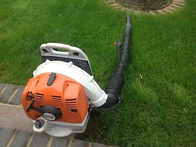 stihl backpack leaf blower BR 430