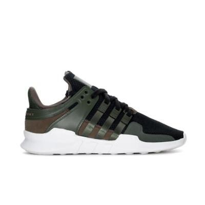 low priced 5cc9e dcaaa Adidas Originals Mens EQT Support ADV Shoes NEW AUTHENTIC Shadow Green  AC7146