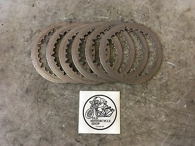 1977 Honda Xl250 Clutch Steel Plates