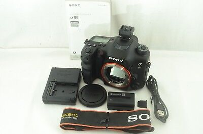 """ Excellent+++ ""Sony Alpha A99 24.3MP Digital SLR Camera Body from Japan 18012"