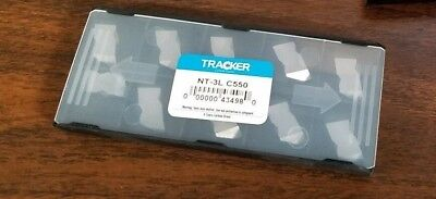 NT 3L C5 Tracker UNCOATED Solid Carbide Threading Inserts /5pks of 10pcs LOT
