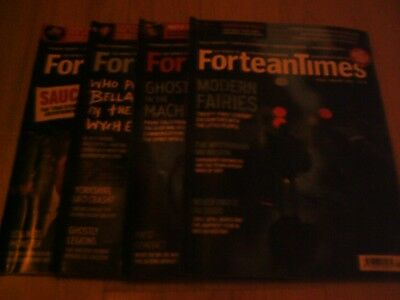 Fortean Times # 362-364,366