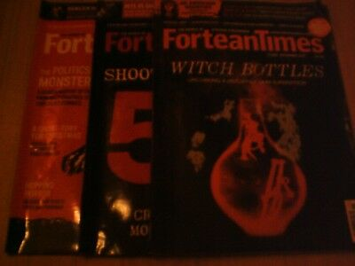 Fortean Times # 359-361