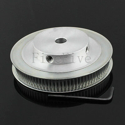 HTD 3M-120T 11mm Width 3mm Pitch Timing Belt Pulley 120 Teeth CNC Stepper Motor