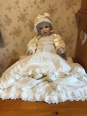 """Florence Collection """"Chloe"""" Porcelan Doll"""