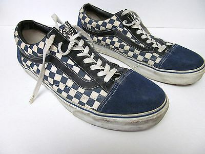 13b82454d1 VANS Off the Wall Sneakers Checkerboard Leather Suede Canvas Custom Design  15