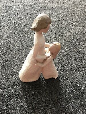 Willow Tree Figurine Mother And Daughter