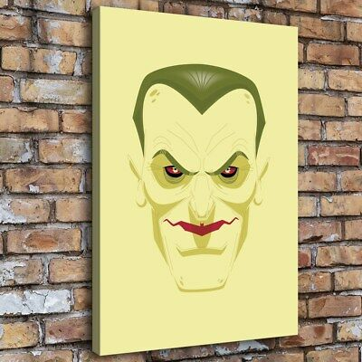 """12""""x18""""Clown Jack Home Decor Room HD Canvas Print Picture Wall Art Painting"""