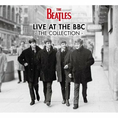 Beatles-Live At The Bbc The Collection Bbc Live 1&2-Japan 4 Cd Bonus Track