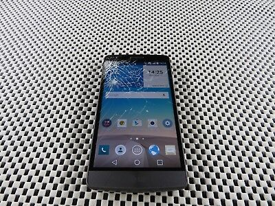 "LG G3 5.5"" 13MP 3GB Ram 8GB Titanium LTE Unlocked •FOR PARTS ONLY•"