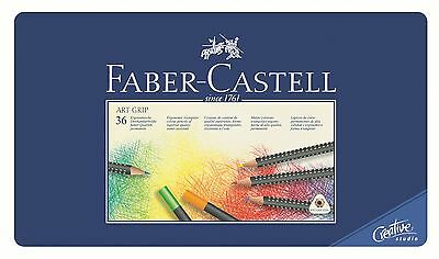 Faber Castell Farbstift ART GRIP 36er Metalletui NR: 114336