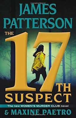 The 17th Suspect (Women's Murder Club) by James Patterson (2018, eBooks)